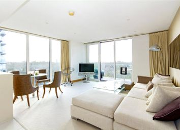 Thumbnail 2 bed flat to rent in Eustace Building, Chelsea Bridge Wharf, 372 Queenstown Road, London