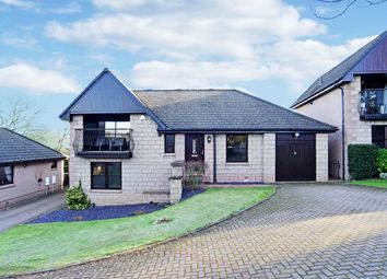 Thumbnail 3 bed detached house for sale in Drummers Dell, Forfar, Angus