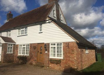 Thumbnail 1 bed cottage to rent in Stubbs Lane, Brede, East Sussex