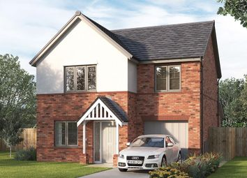 "Thumbnail 3 bed detached house for sale in ""The Melton "" at William Nadin Way, Swadlincote"