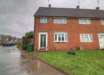 Thumbnail 3 bed end terrace house for sale in Leeder Close, Holbrooks, Coventry