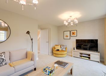 Thumbnail 4 bed end terrace house for sale in The Aslin, Tillhouse Road, Cranbrook