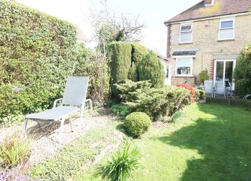 Thumbnail 3 bed semi-detached house for sale in Faversham Road, Kennington, Ashford