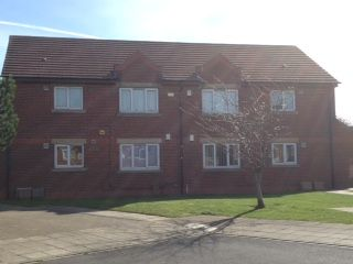 Thumbnail 2 bed flat to rent in Ilkley Grove, Hartlepool