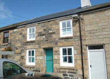 Thumbnail 3 bed terraced house for sale in Tolcarne Terrace, Newlyn, Penzance
