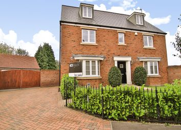 Thumbnail 6 bed detached house for sale in Merton Green, Caerwent, Nr Caldicot