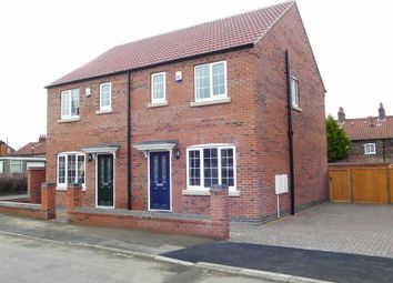 Thumbnail 3 bed property to rent in Queens Cottages, Neville Road, Scunthorpe
