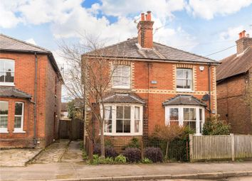Thumbnail 2 bed semi-detached house for sale in Chapel Lane, Milford, Godalming, Surrey