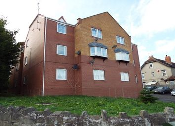 Thumbnail 2 bed flat to rent in Orwin House, Central Drive, Shirebrook