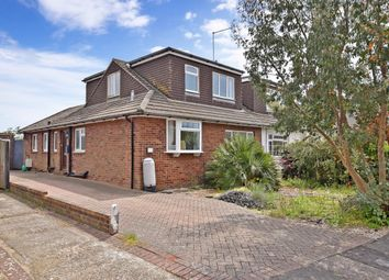 Thumbnail 3 bed semi-detached house to rent in Russells Close, East Preston, Littlehampton