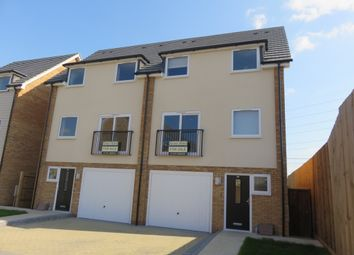 Thumbnail 3 bed semi-detached house for sale in Sartoria Close, West Thurrock