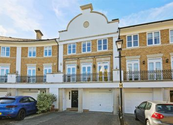 Thumbnail 5 bed terraced house to rent in Thames Crescent, London