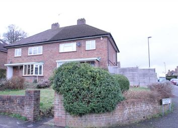 Thumbnail 3 bedroom semi-detached house for sale in Rickman Hill, Chipstead, Coulsdon
