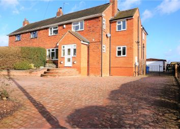 Thumbnail 4 bed semi-detached house for sale in Browns Lake, Enville, Stourbridge