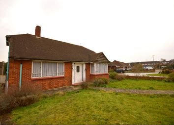 Thumbnail 3 bed bungalow for sale in Birchwood Drive, Dartford