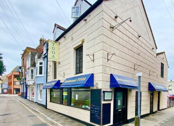 Thumbnail 2 bed semi-detached house for sale in 43 Maiden Street, Weymouth, Dorset