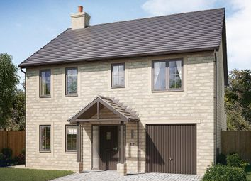 "Thumbnail 4 bed detached house for sale in ""The Rosebury"" at Garden House Drive, Acomb, Hexham"
