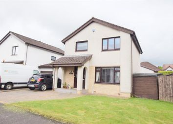 Thumbnail 3 bedroom detached house for sale in Flures Drive, Erskine