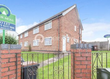 Thumbnail 2 bed maisonette to rent in Mill Street, Barwell, Leicester