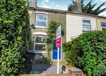 Thumbnail 2 bedroom terraced house for sale in St. Leonards Road, Norwich