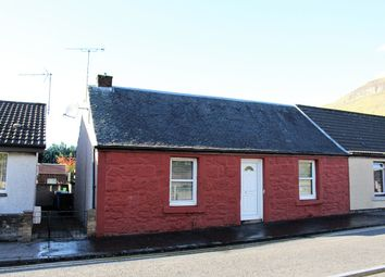 Thumbnail 1 bed cottage for sale in Brook Street, Alva