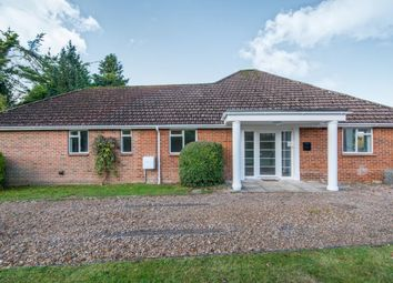 Thumbnail 4 bed detached house to rent in Mortimer Close, Kings Worthy, Winchester