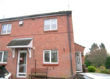 Thumbnail 2 bed flat to rent in Meadow Court, Broadmeadows, South Normanton, Alfreton