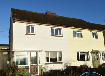 Thumbnail 2 bed semi-detached house for sale in Westernway, Winsham, Chard
