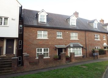 Thumbnail 5 bed terraced house to rent in Meriel Walk, Greenhithe