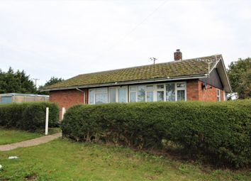 Thumbnail 3 bed terraced bungalow to rent in Clacton Road, Little Oakley, Harwich