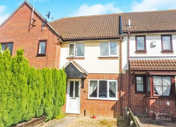 Thumbnail 2 bedroom terraced house for sale in Marwood Close, Wymondham