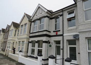 Thumbnail 2 bed terraced house for sale in Glen Park Avenue, Mutley, Plymouth