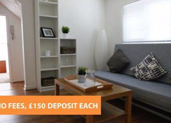 Thumbnail 2 bedroom flat to rent in Marlborough Road Tf, Roath, Cardiff