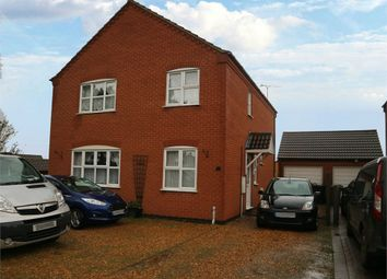 Thumbnail 4 bedroom detached house for sale in Pakenham Drive, Dersingham, King's Lynn, Norfolk