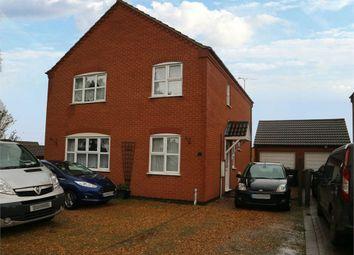 Thumbnail 4 bed detached house for sale in Pakenham Drive, Dersingham, King's Lynn, Norfolk