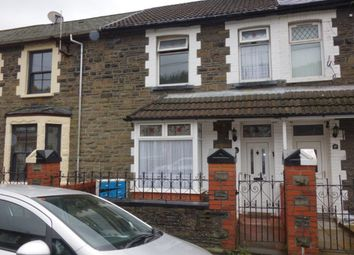 Thumbnail 3 bed terraced house for sale in Brynhyfryd Street, Treorchy