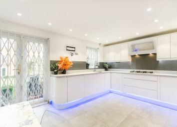 Thumbnail 4 bed end terrace house to rent in Honeyman Close, Brondesbury Park