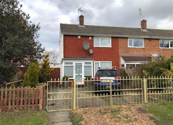Thumbnail 2 bed semi-detached house for sale in Queens Drive, Swindon