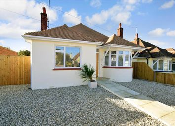 Thumbnail 3 bed bungalow for sale in Lancaster Gardens, Herne Bay, Kent