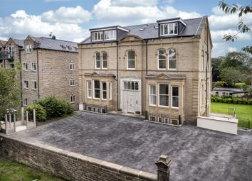 Thumbnail 2 bed flat for sale in Apartment 3, Stafford Manor, Stafford Avenue, Halifax