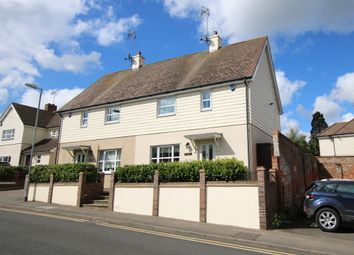 Thumbnail 3 bed semi-detached house for sale in Chequers Lane, Dunmow