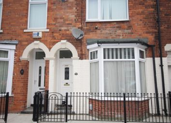 Thumbnail 3 bedroom terraced house for sale in Estcourt Street, Hull, East Yorkshire.