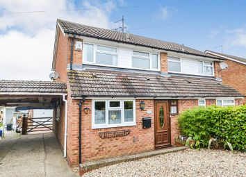 Thumbnail 3 bed semi-detached house for sale in Bradfield Avenue, Teynham, Sittingbourne