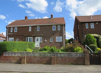 Thumbnail 2 bed semi-detached house to rent in Woodland Close, Hall Green, Wakefield