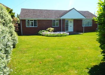 Thumbnail 4 bed bungalow for sale in Crofton Lane, Hill Head, Fareham