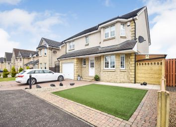 Thumbnail 4 bed detached house for sale in Macinnes Drive, Motherwell