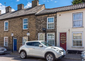 Thumbnail 2 bed town house for sale in Cannon Street, Bury St. Edmunds