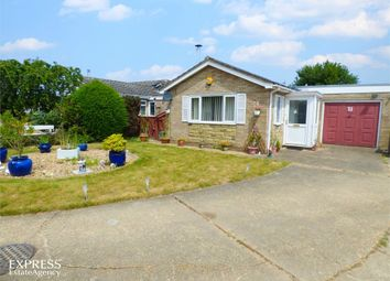Thumbnail 3 bed detached bungalow for sale in Hawthorn Close, Littleport, Ely, Cambridgeshire