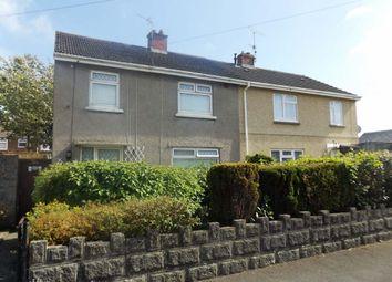 Thumbnail 3 bed semi-detached house for sale in Bryn Rhos, Bryn, Llanelli