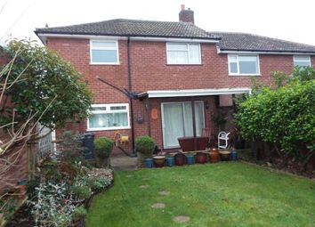 Thumbnail 3 bed semi-detached house for sale in Warwick Road, Tamworth, Staffordshire